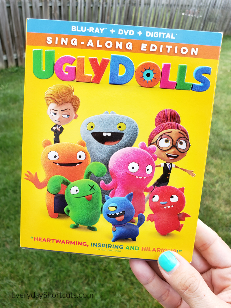 uglydolls movie night