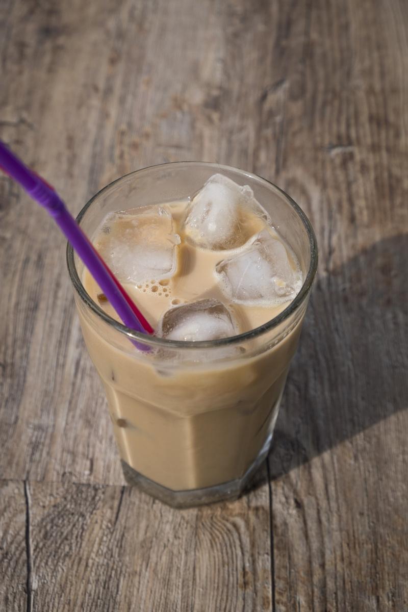 adult iced coffee