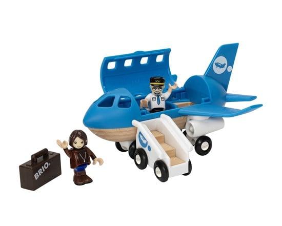 BRIO Airplane Image