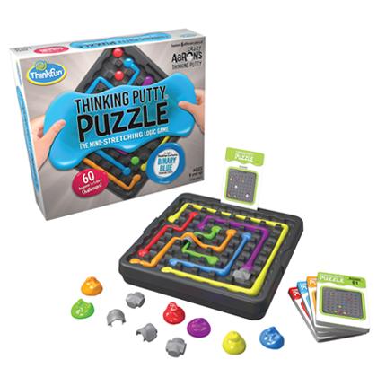 Thinking Putty Puzzle Image