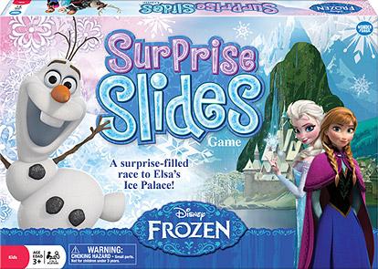 Disney Frozen Surprise Slides Image