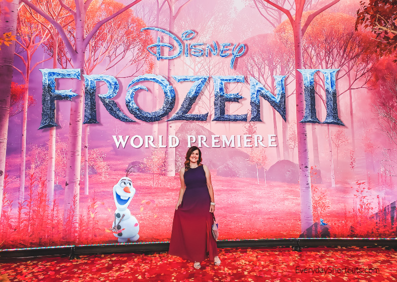 Movie Premiere for Frozen 2