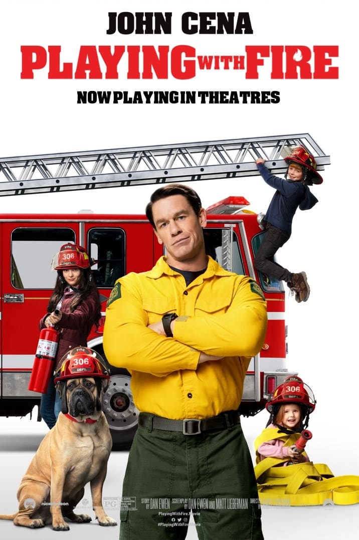 Playing With Fire Movie Review