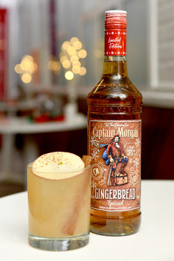 Captain Morgan Gingerbread Spiced Image
