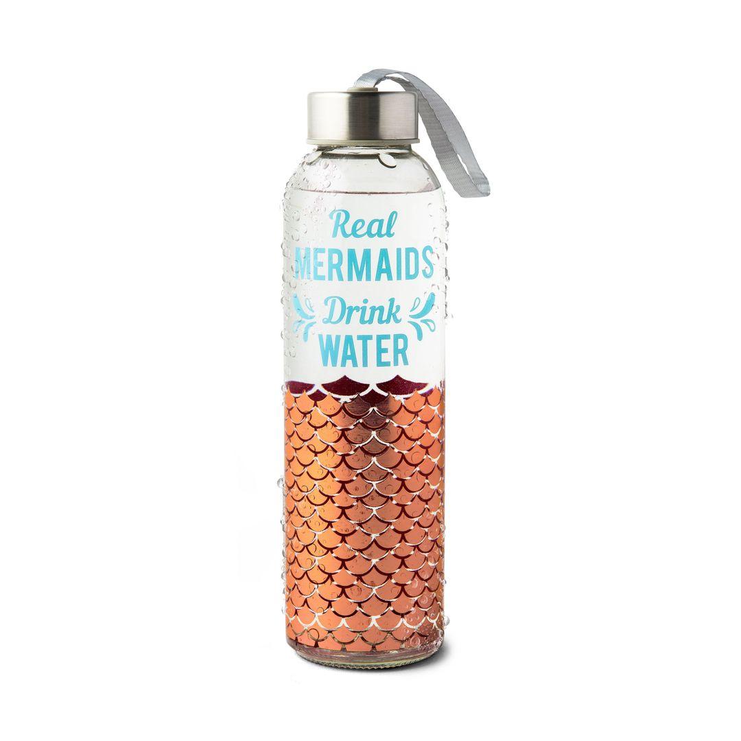 Mermaids Water Bottle Image
