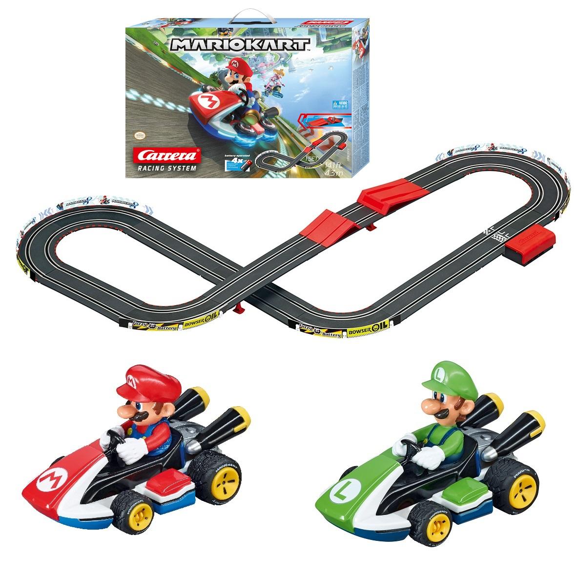 Mario Kart Slot Car Race Track Image