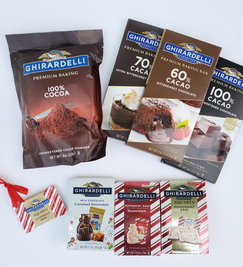 Ghiradelli Chocolate Image