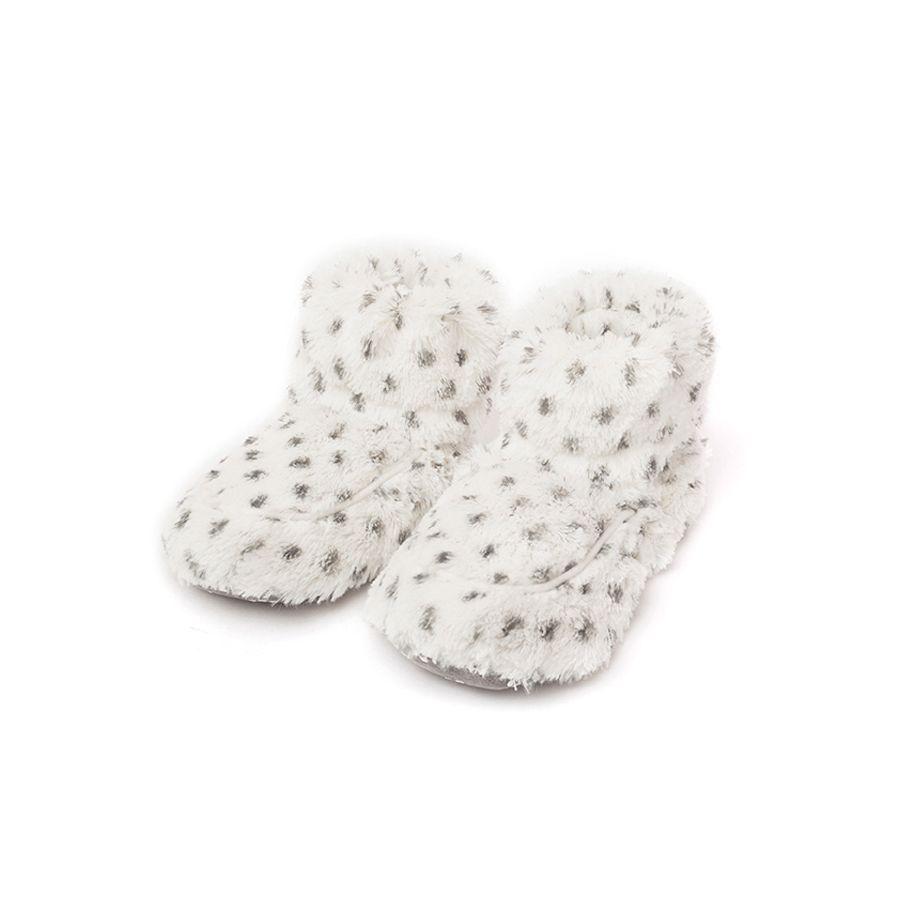 Warmies® Plush Body Boots Snowy Image