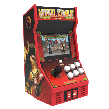 Mini Arcade Game: Mortal Kombat Image