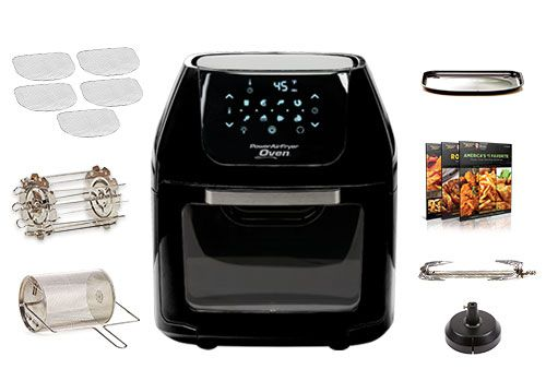 PowerXL Air Fryer Pro w/ Acc Kit Image