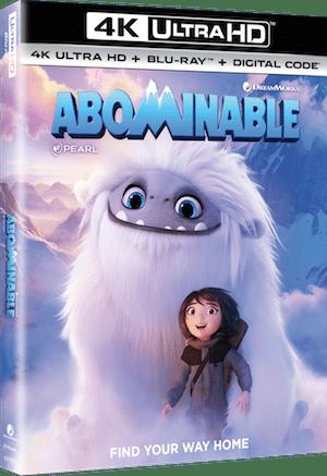 Abominable Bluray Image