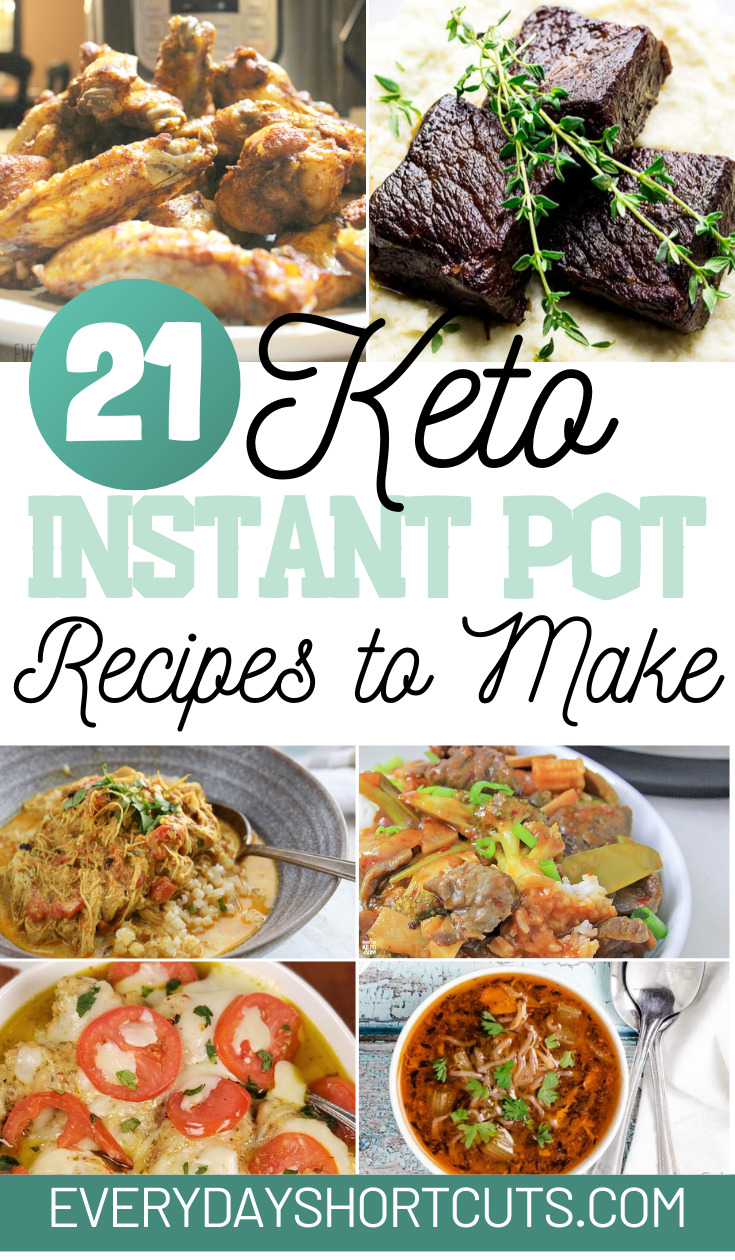 21 keto instant pot recipes