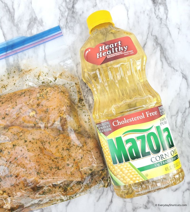 how to make Mexican Chicken Marinade