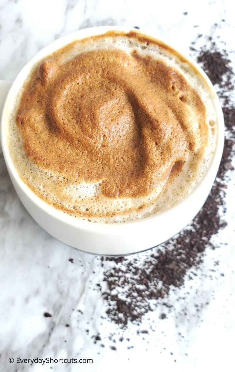 tiktok dalgona coffee