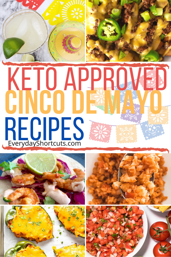 Keto Cinco de Mayo Recipes