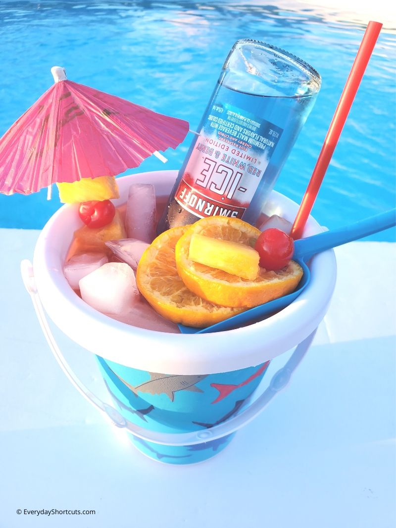 bucket drink