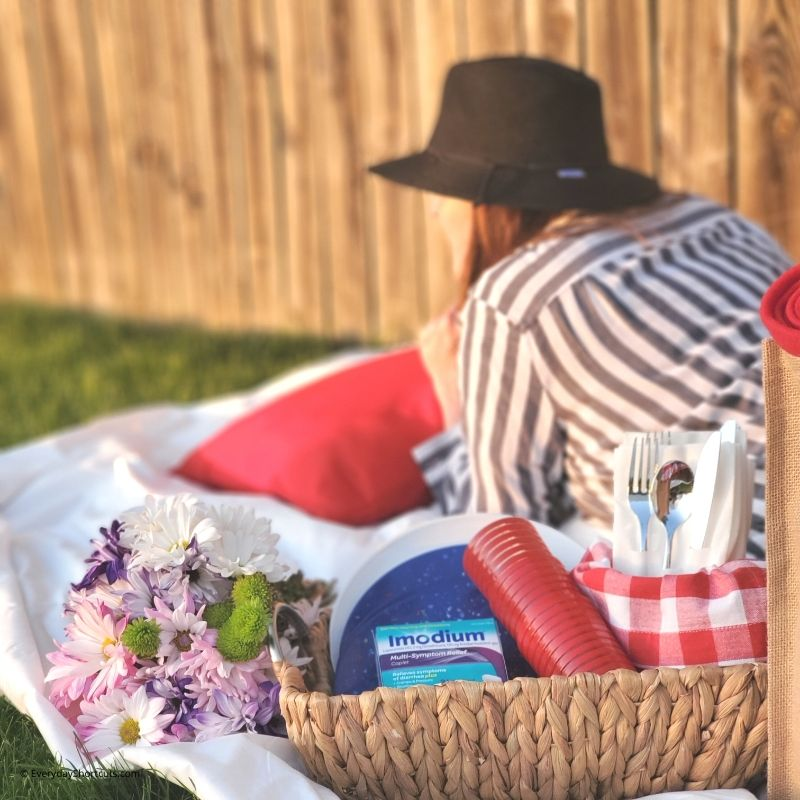 how to create a picnic in the backyard