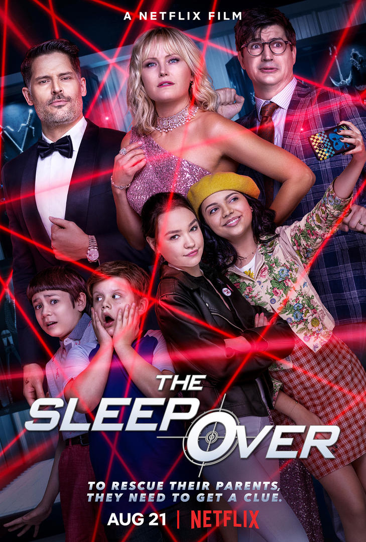 The Sleepover Netflix Movie Review