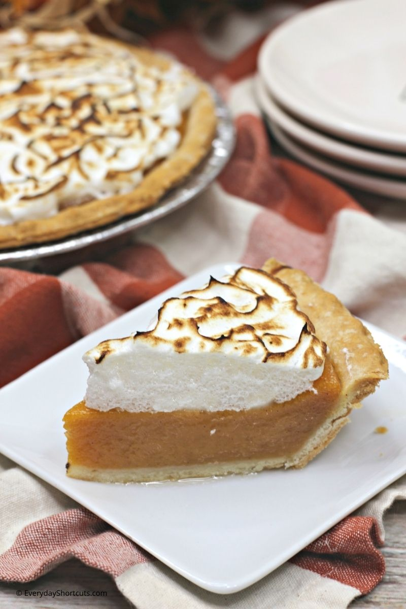 Sweet Potato Thanksgiving pie