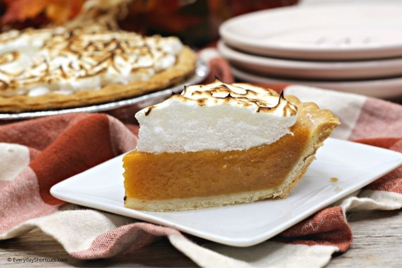 how to make Sweet Potato Pie with Marshmallow Meringue