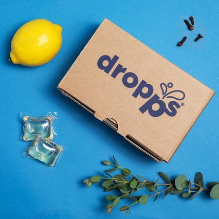 Dropps Sensitive Skin Laundry Detergent Pods Image