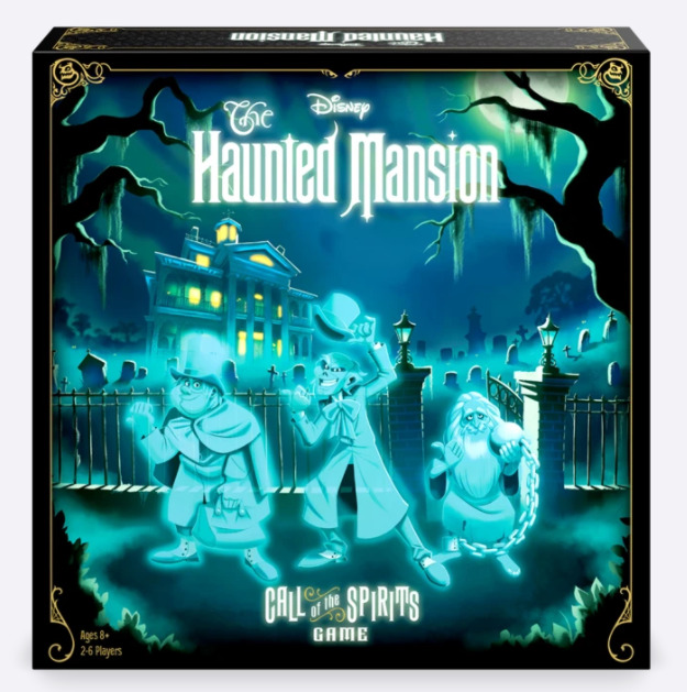 Funko Disney Haunted Mansion Game Image