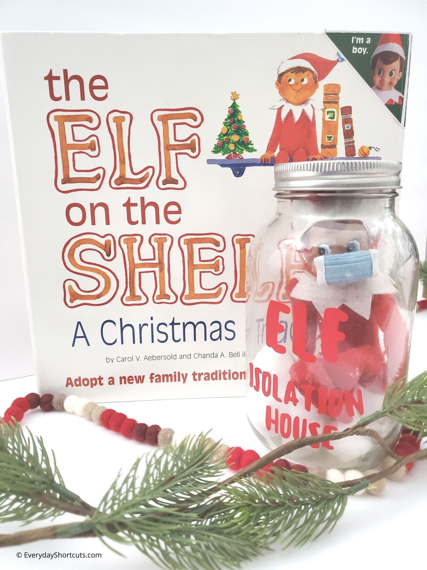 Elf On The Shelf Isolation House Everyday Shortcuts