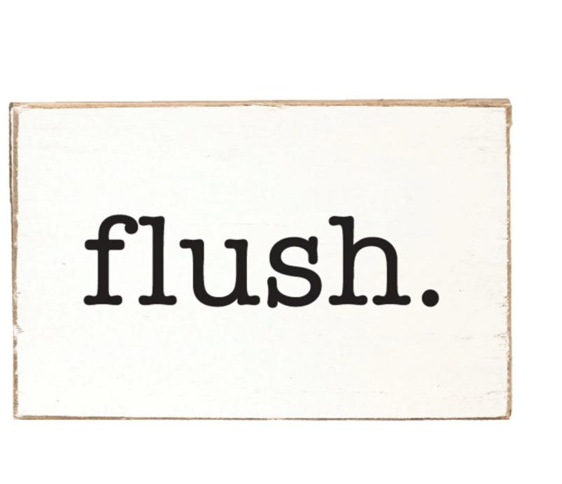 Rustic Marlin Flush XL Rustic Block Image