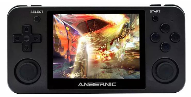 Ploylab Anbernic RG350M Handheld Game Console Image