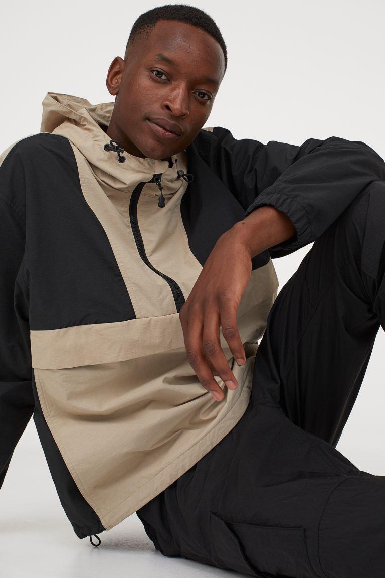 H&M Hooded Anorak Image