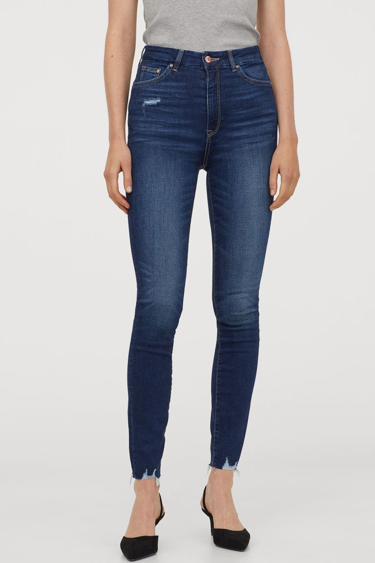 H&M High Ankle Jeans Image