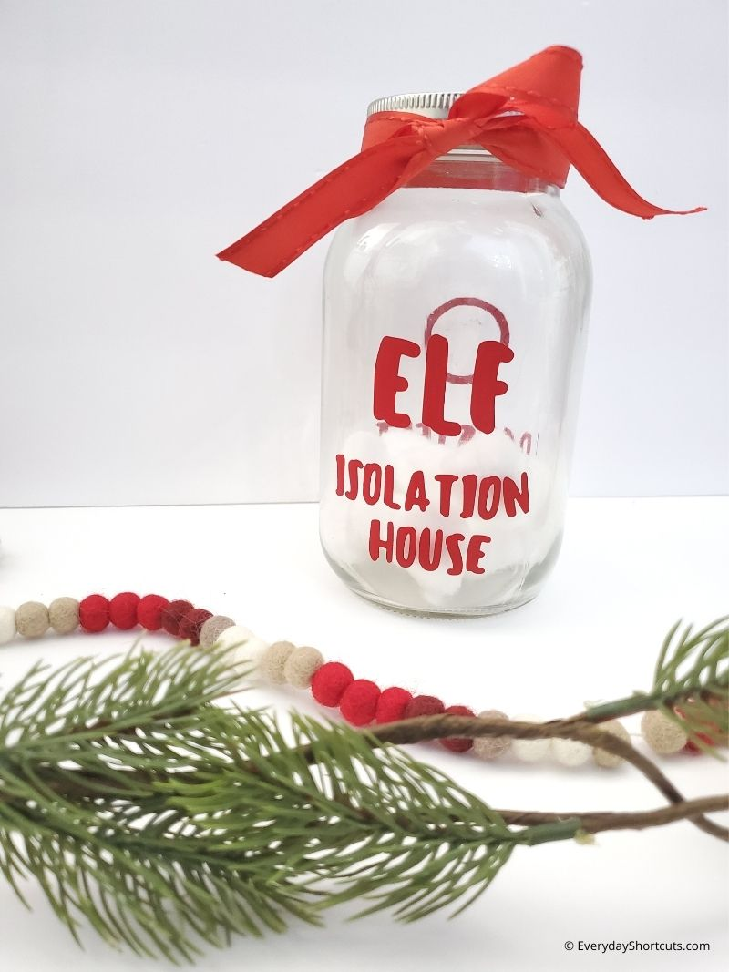 isolation house for your elf