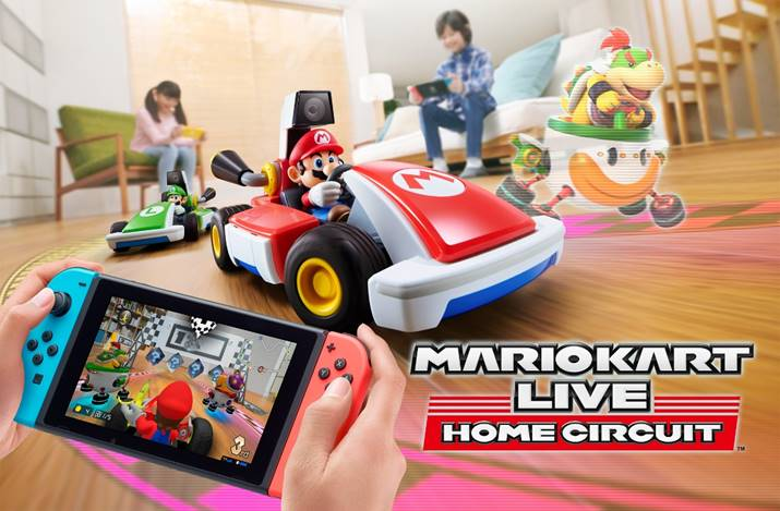 Mario Kart Live Nintendo Switch Game