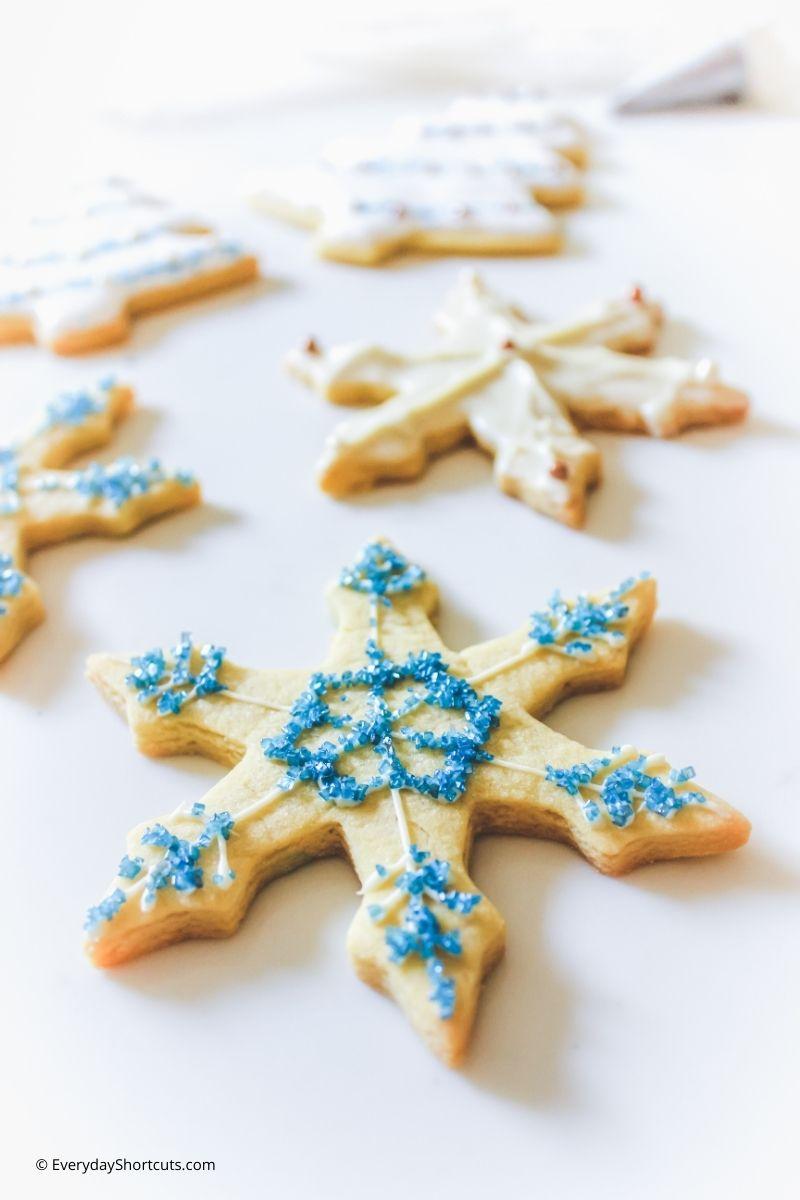 how to make Easy Christmas Sugar Cookies