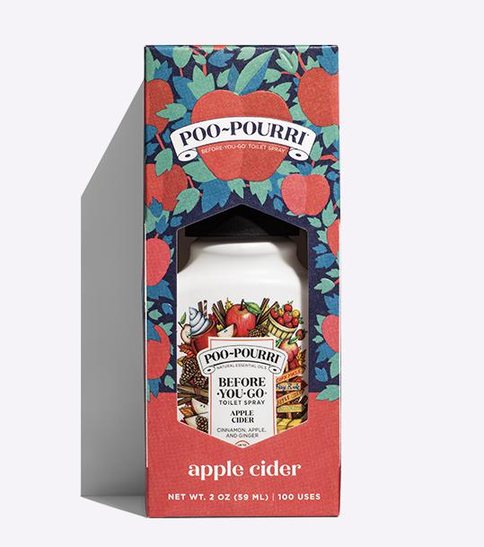 Poo-Pourri Apple Cider Image
