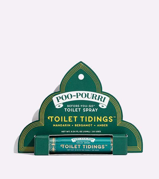 Poo-Pourri Toilet Tidings Bow n