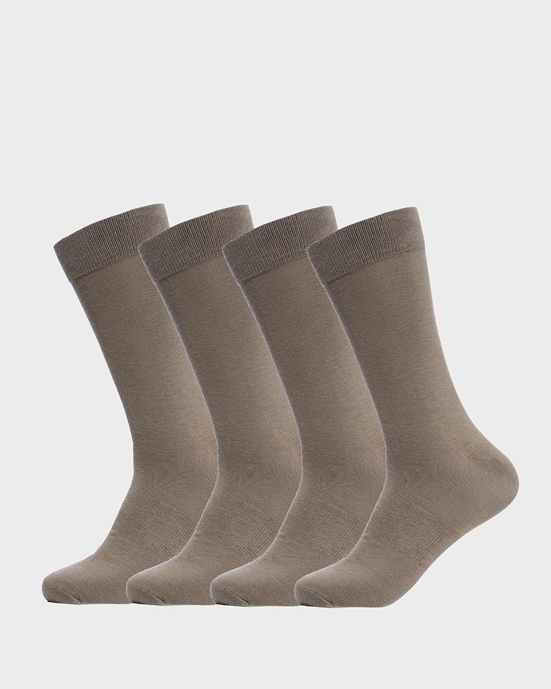 32 Degrees 4 Pack Performance Socks Image