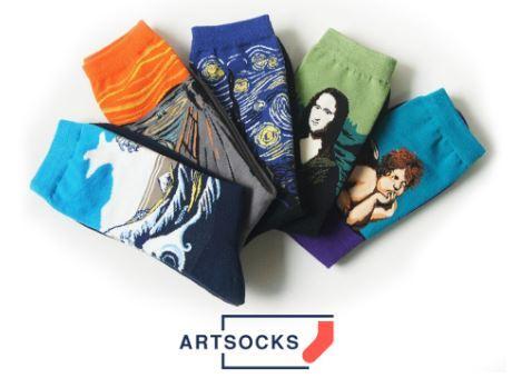 Art Socks Image