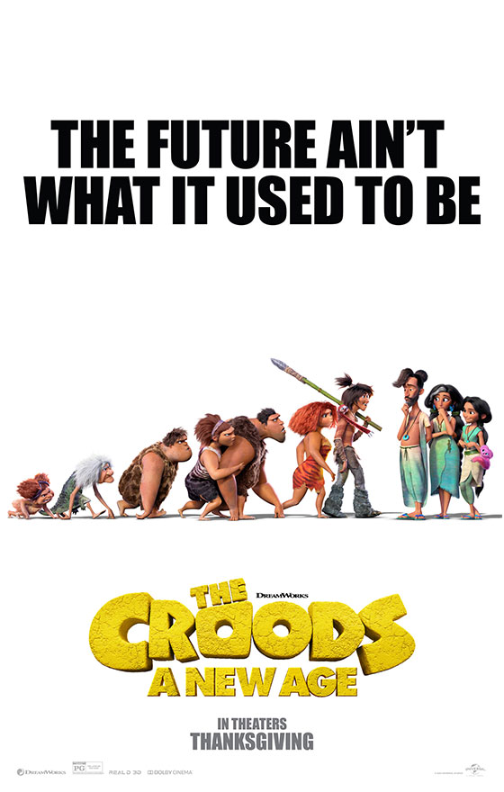 The Croods: New Age