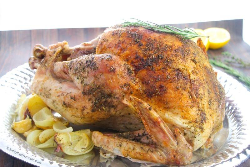 how to make a roast turkey