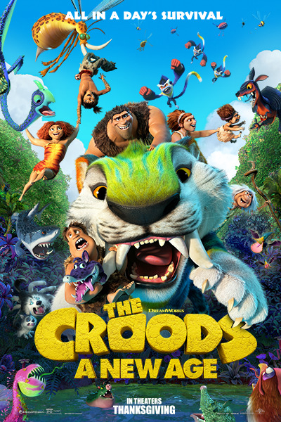 The Croods: New Age Movie Review