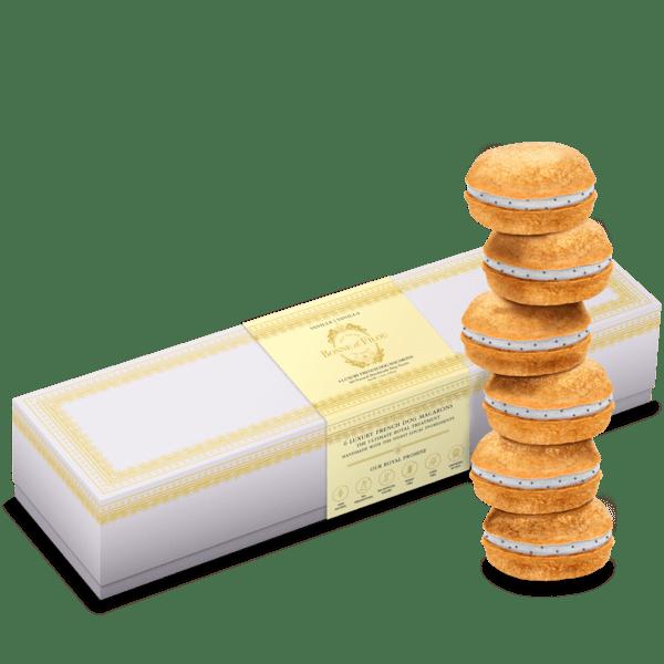 Bonne et Filou Dog Macarons Image