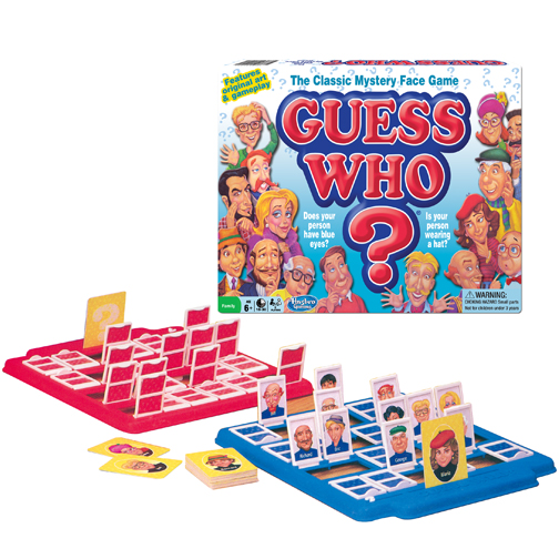 Guess Who? Classic Edition Image