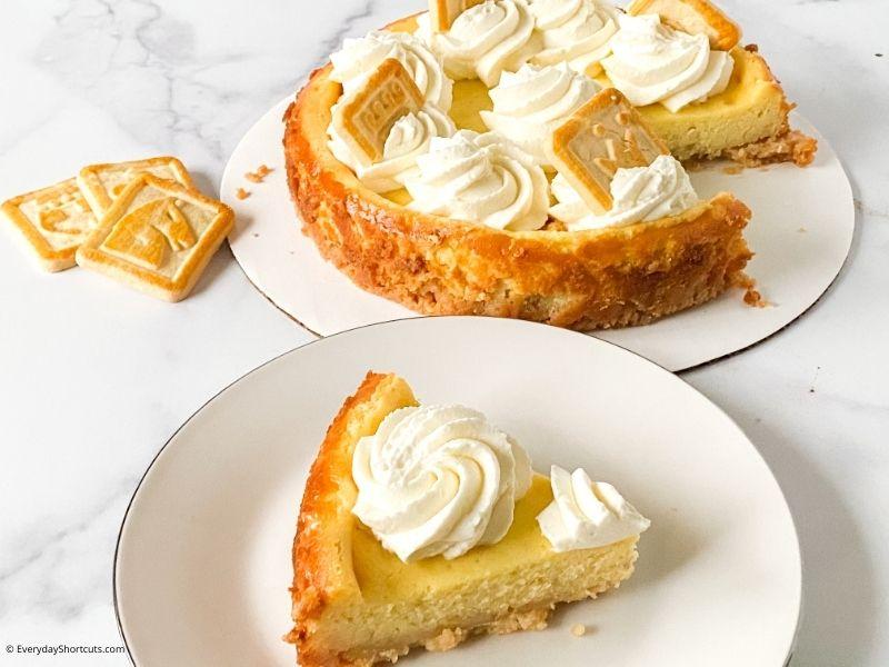 how to make Banana Pudding Cheesecake