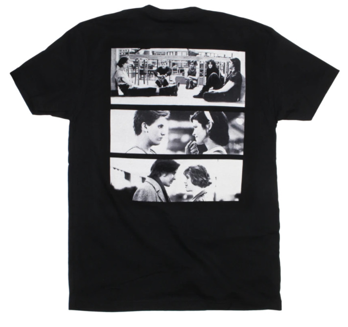 Mondo The Breakfast Club T-Shirt Image