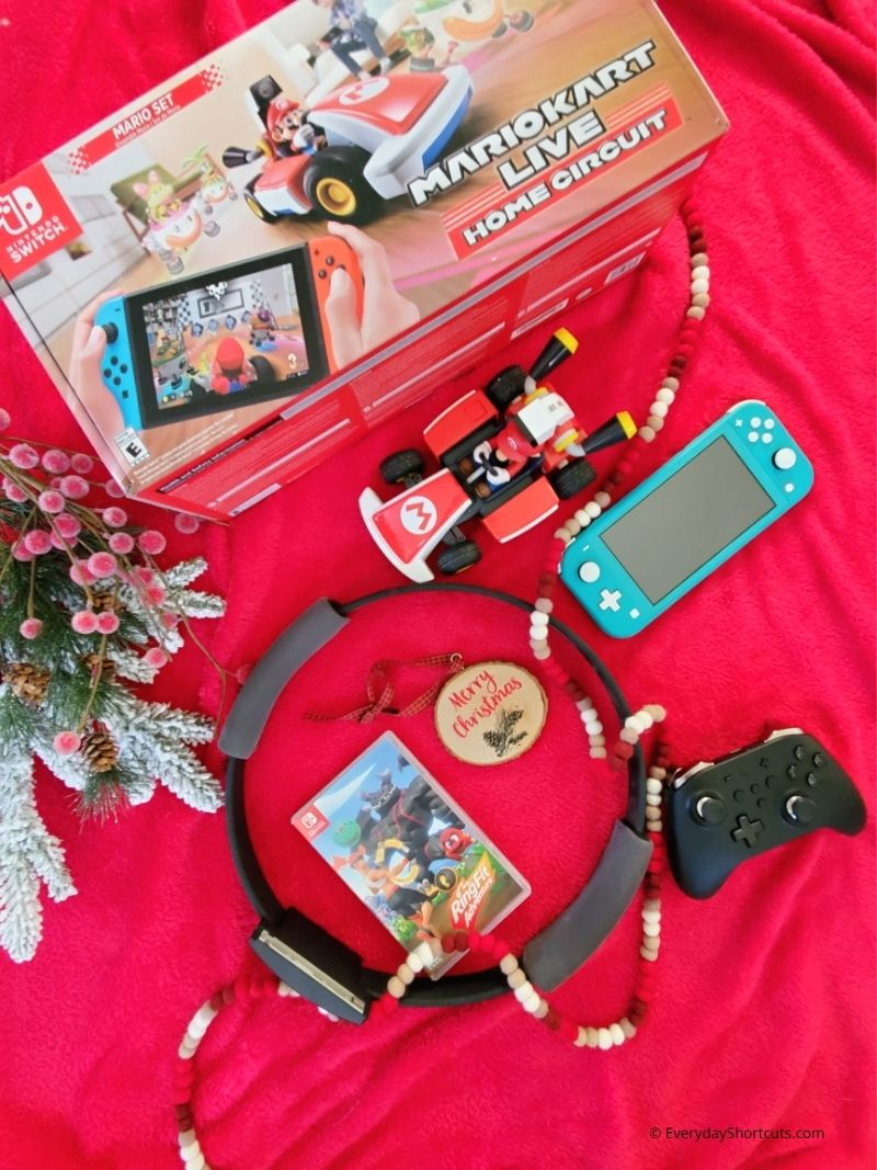 Best Gifts for Nintendo Switch Owners