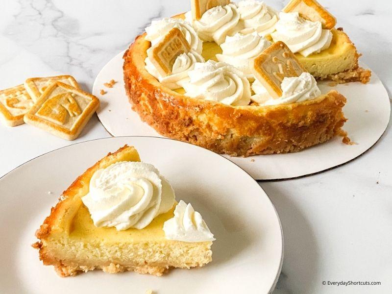 the best Banana Pudding Cheesecake