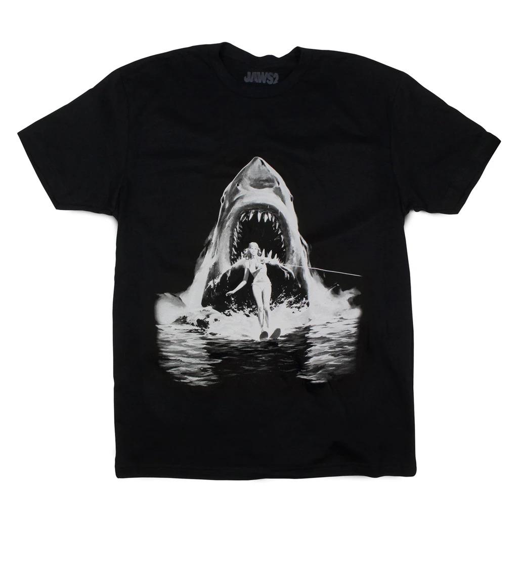 Mondo Jaws 2 T-Shirt Image