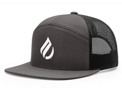 Infuze 7 Panel Trucker Hat Image