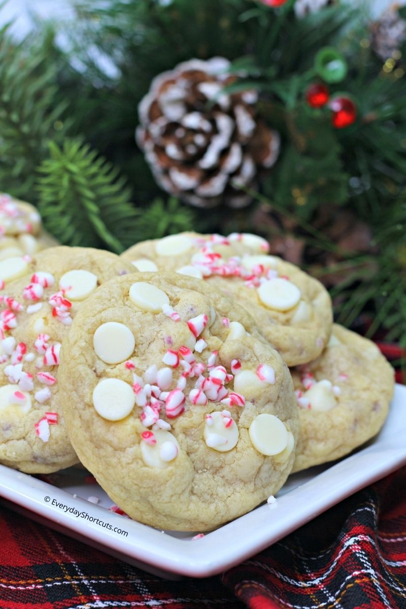 how to make peppermint cookies